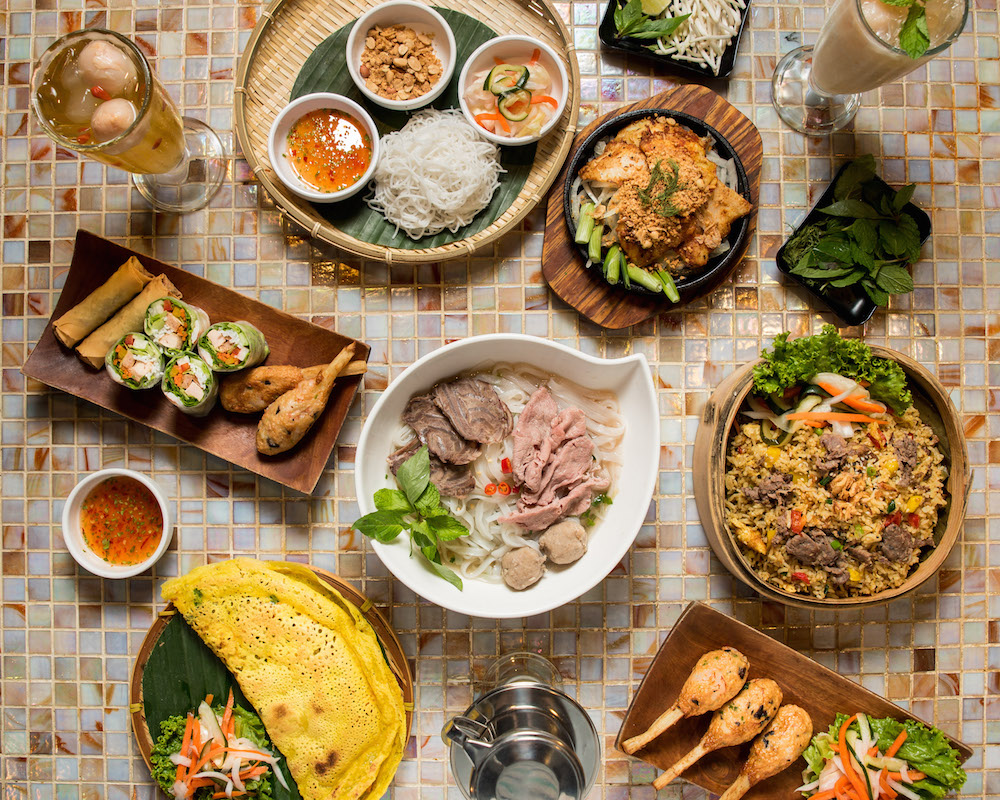 The various cuisines of Vietnam