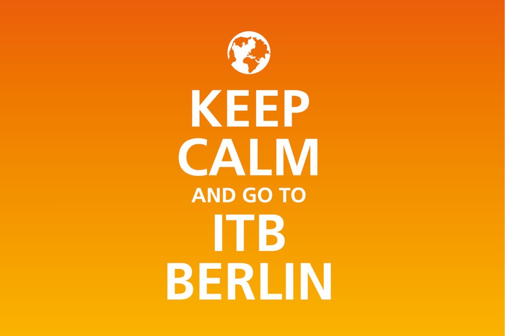 GETTING READY FOR ITB BERLIN ?